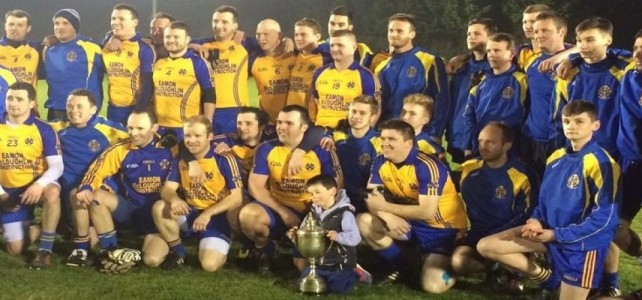 Ellistown Keogh Cup Final 2015