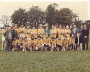 Ellistown Team 1984