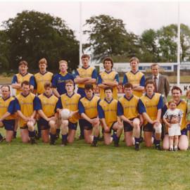 Junior A Final 1993