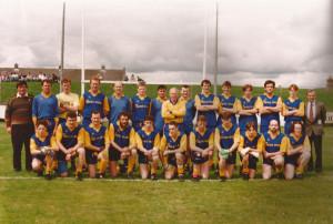 Junior B Champions 1993