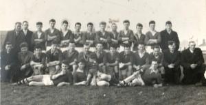 Ellistown Junior Champions 1963