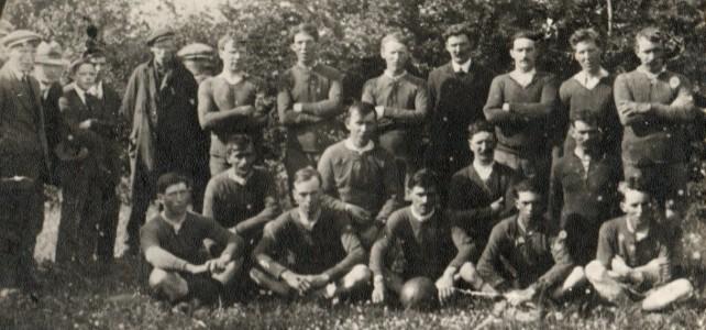 Mountrice GAA 1915 - 1916