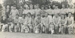 Ellistown Kildare Senior Final 1972