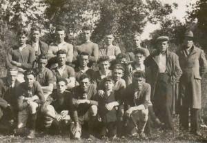 Ellistown Football Team 1935
