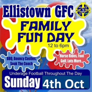 Ellistown Fun Day