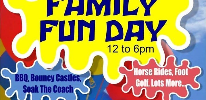 Ellistown GAA Fun Day – 4th October