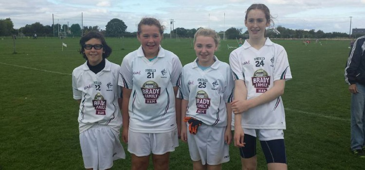 Congratulations to our Kildare U12 Girls